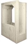 Concrete / cement Pedestal