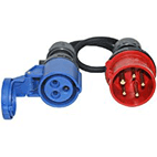 CEE Kabel Adapter Schuko ESL E-MOBILITY shop