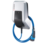 A3 e tron wallbox charging station