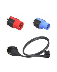NRGkick  CEE Kabel  Adapter  Steckeraufsatz Typ L 10A (IT)