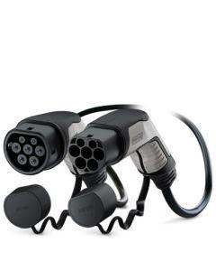 Phoenix Contact 1623508 Typ 2 Ladekabel Elektroauto Mode 3 Adapter Typ 2 auf Typ 2 Stecker 11kW 16A 400V 3 phasig 4 m