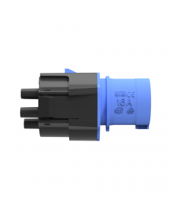NRGkick  charger CEE Kabel Adapter 16 A  3,7 kW  1 phase  3 pole