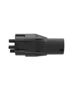 NRGkick  CEE Kabel  Adapter  Schuko Stecker Steckeraufsatz Typ 2  22 kW 3 phasig