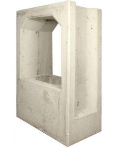 Alfen | 833829300 | electric car charging equipment | wallbox attachements | ICU | Eve concrete pedestal