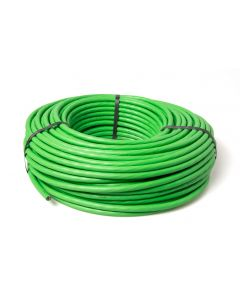 Walli 5G2,5+1x0,5 electric car charging cable EV cable length individual ( without plug ) 11kW 16A 400V 3 phase green