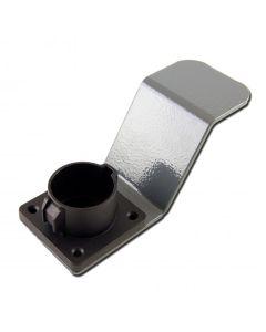 Alfen | 803857251-ICU | electric car equipment | EV cable storage | EV cable holder | bracket for type 1 plug | wall bracket | metal