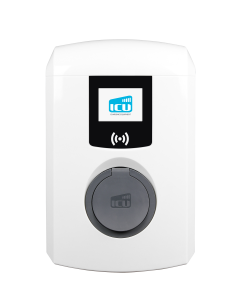 Alfen Eve Single Pro-line | Wallbox | 22 kW | type 2 socket | RFID | mid-energy meter