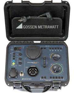 Gossen Metrawatt PROFITEST E-Mobility M513R  | Elektroauto Ladezubehör | Prüfadapter Ladestation | Tester | Messgerät für Ladesäule | Ladekabel | DGUV V3