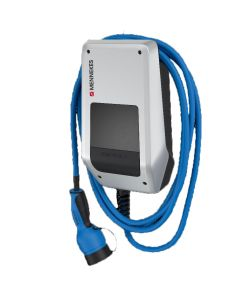 MENNEKES AMTRON Compact 3,7/11 C2 121001205 Type 2 Wallbox electric car charging station ev car charger 11kW 16A 400V 3 phase 5 m
