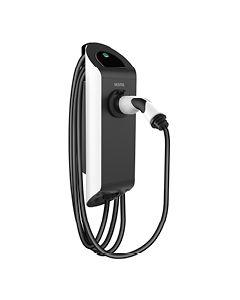Vestel EVC02-AC11R-T2P-6 Home Plus | Typ 2 Wallbox Ladestation Elektroauto mit Kabel | 11kW | 16A | 400V | 3 phasig | RFID und DC-Personenschutz
