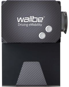 Wallbe Eco 2.0 - 11kW | Wallbox electric car charging station ev car charger type 2 socket | 11kW | 16A  | 3 phase | incl. personal protective ( RCM Modul ) | incl. key switch