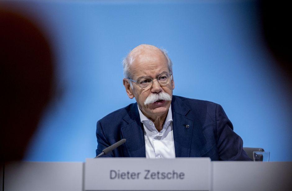 Daimler-Chef Zetsche: Geely-Einstieg bietet viele neue Chancen