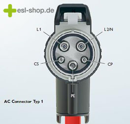 AC Connector Typ 1